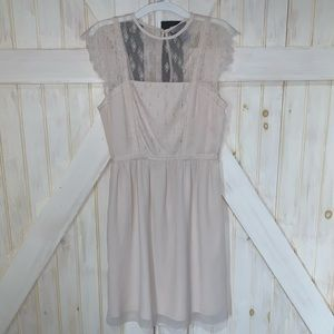 H&M Dress with Lace Top